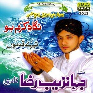Syed Jhanzaib Raza Qadri アーティスト写真
