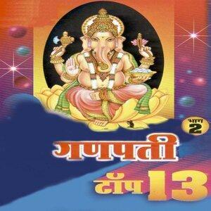Vaishali Samant, Tyagraj Khadilkar, Suryakant Shinde, Madhuri Mahajan, Amod Datar, Baby Priya Panchal 歌手頭像