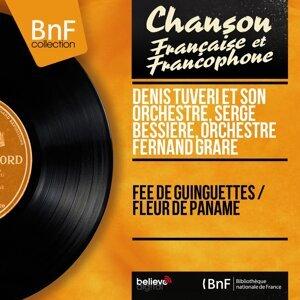 Denis Tuveri et son orchestre, Serge Bessière, Orchestre Fernand Grare 歌手頭像