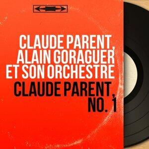 Claude Parent, Alain Goraguer et son orchestre