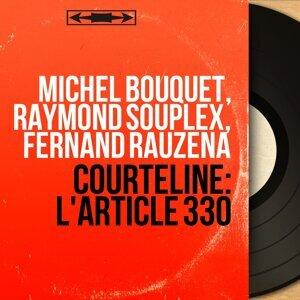 Michel Bouquet, Raymond Souplex, Fernand Rauzena 歌手頭像
