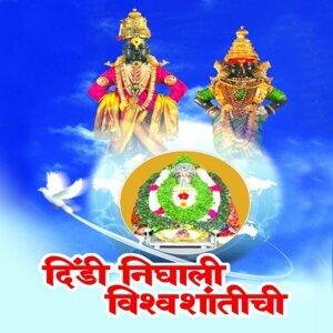 Avadhoot Gupte, Salil Kulkarni, Swapnil Badodkar, Janhavi Arora, Suresh Wadkar, Usha Mangeshkar, Ravindra Sathe, Kalyanji Gaikwad 歌手頭像