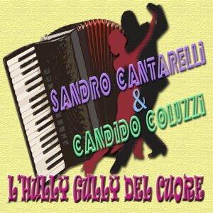 Sandro Cantarelli, Candido Coluzzi 歌手頭像