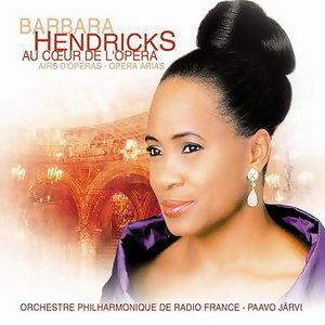 Barbara Hendricks/Paavo Jarvi/Orchestre Philharmonique de Radio France アーティスト写真