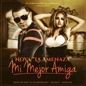 Nova La Amenaza 歌手頭像