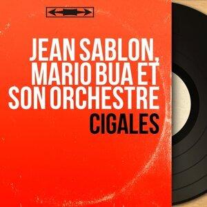 Jean Sablon, Mario Bua et son orchestre 歌手頭像