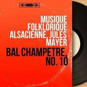 Musique folklorique alsacienne, Jules Mayer 歌手頭像