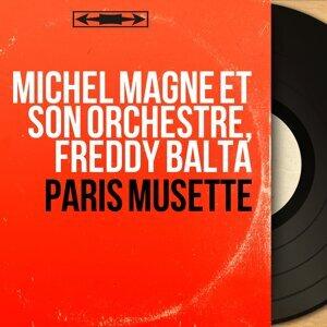Michel Magne et son orchestre, Freddy Balta 歌手頭像