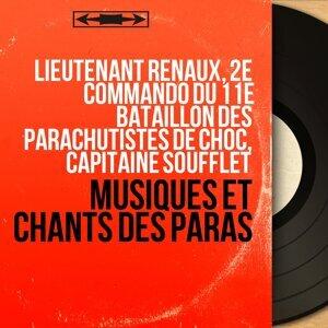 Lieutenant Renaux, 2e commando du 11e bataillon des parachutistes de choc, Capitaine Soufflet 歌手頭像