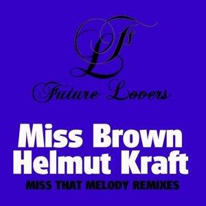 Miss Brown, Helmut Kraft 歌手頭像
