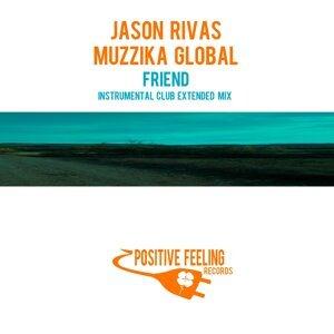 Jason Rivas, Muzzika Global 歌手頭像