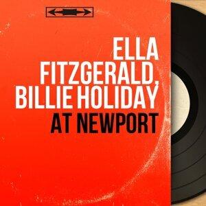 Ella Fitzgerald, Billie Holiday アーティスト写真