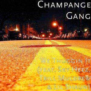 Champange Gang アーティスト写真