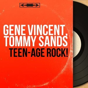 Gene Vincent, Tommy Sands アーティスト写真