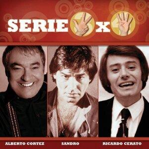 Serie 3x4 (Alberto Cortez, Sandro, Ricardo Ceratto) 歌手頭像