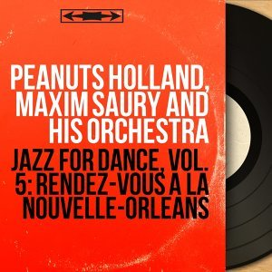 Peanuts Holland, Maxim Saury and His Orchestra アーティスト写真