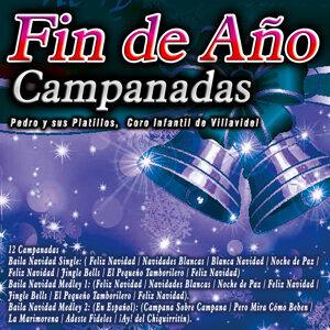 Pedro y sus Platillos|Coro Infantil de Villavidel 歌手頭像