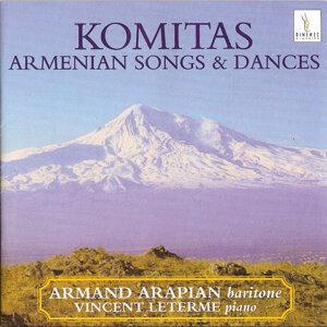 Armand Arapian & Vincent Leterme 歌手頭像