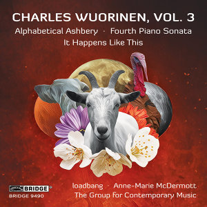 Charles Wuorinen 歌手頭像