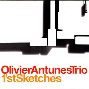 Olivier Antunes Trio アーティスト写真