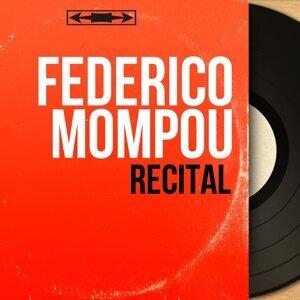 Federico Mompou 歌手頭像