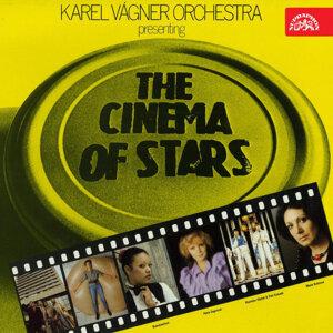 Karel Vágner se svým orchestrem アーティスト写真