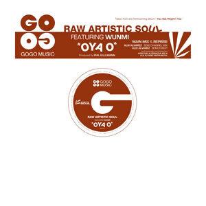 Raw Artistic Soul feat. Wunmi 歌手頭像