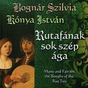 Bognár Szilvia, Kónya István 歌手頭像