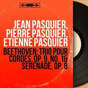 Jean Pasquier, Pierre Pasquier, Étienne Pasquier 歌手頭像