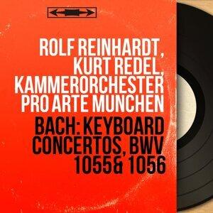 Rolf Reinhardt, Kurt Redel, Kammerorchester Pro Arte München 歌手頭像