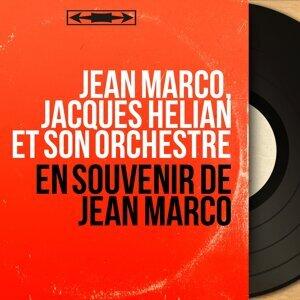 Jean Marco, Jacques Hélian et son Orchestre 歌手頭像