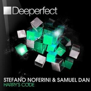 Stefano Noferini, Samuel Dan アーティスト写真