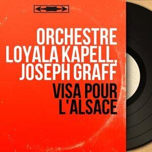 Orchestre Loyala Kapell, Joseph Graff 歌手頭像