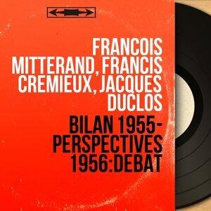 François Mitterand, Francis Crémieux, Jacques Duclos 歌手頭像