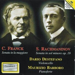 Dario Destefano, Maurizio Barboro 歌手頭像