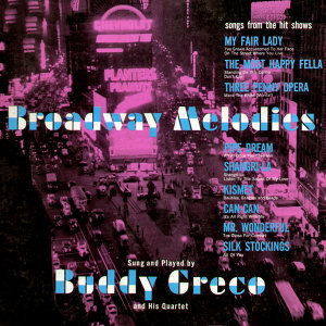 Buddy Greco and His Quartet 歌手頭像