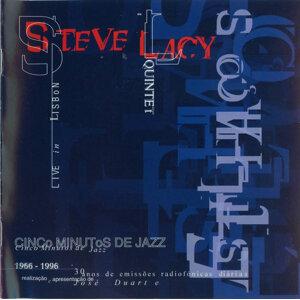 Steve Lacy Quintet アーティスト写真