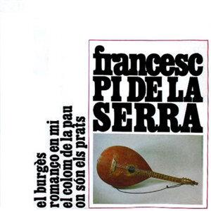 Francesc Pi de la Serra アーティスト写真