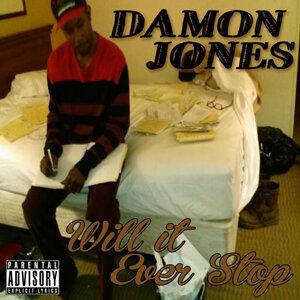 Damon Jones 歌手頭像