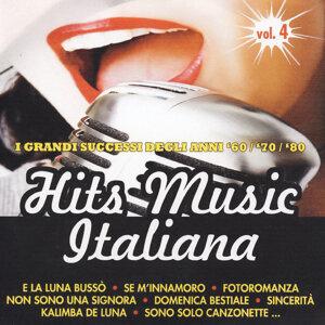 Italian Singers 歌手頭像