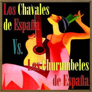 Los Chavales de España & Los Churumbeles de España アーティスト写真