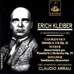 Erich Kleiber| Claudio Arrau 歌手頭像