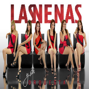 Las Nenas y su orquesta アーティスト写真