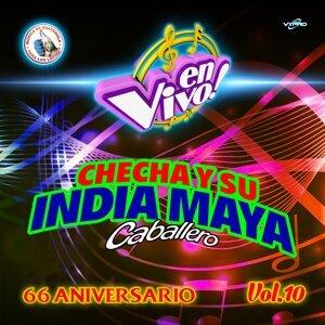 Checha y Su India Maya Caballero 歌手頭像