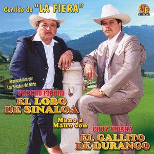 El Gallo De Durango y El Lobo De Sinaloa アーティスト写真