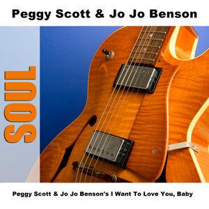Peggy Scott and Jo Jo Benson