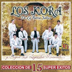Los Kora De La Barca Jalisco 歌手頭像