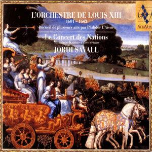 Le Concert Des Nations, Jordi Savall 歌手頭像