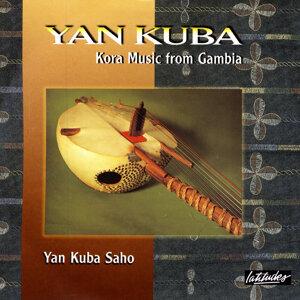 Yan Kuba Saho アーティスト写真