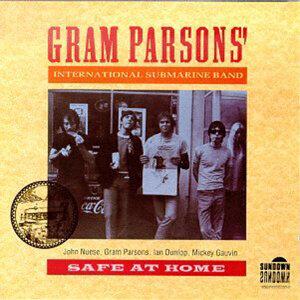Gram Parsons' International Submarine Band 歌手頭像